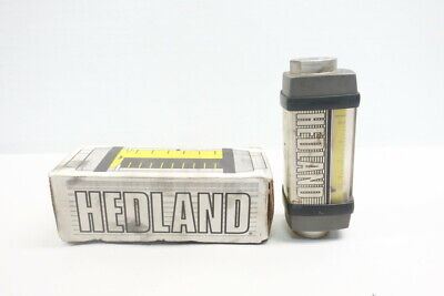Hedland H700a-020 2-20gpm Variable Area Flow Meter 34in Npt