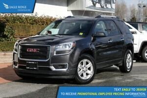 2016 GMC Acadia SLE1 Satellite Radio & Backup Camera