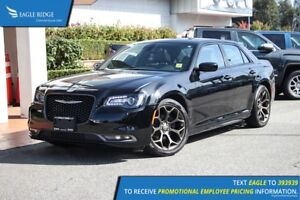 2017 Chrysler 300 S Navigation, Heated Seats, Backup Camera