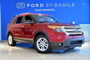 2013 Ford Explorer XLT VERY CLEAN AND WELL EQUIPPED !!