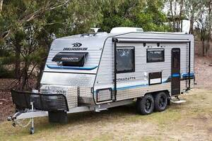 "New Caravan - Dreamseeker Oodnadatta Ultimate - 19'6"" Off road Somerton Hume Area Preview"