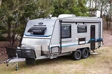 "2016 Dreamseeker Oodnadatta Ultimate 19'6"" Off-road, Solar, Ensui Somerton Hume Area Preview"