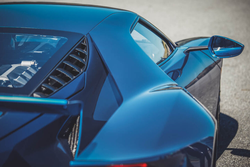 Ford GT 2017: Detail