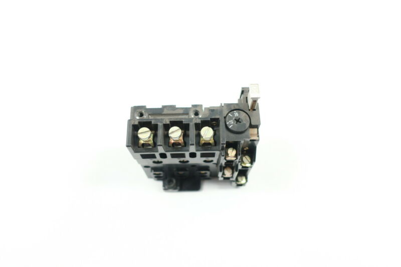 Siemens 3UA42 00-7AT Overload Relay 30-42a