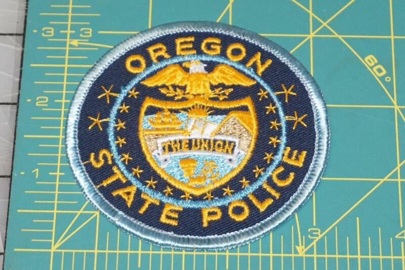 Oregon State Police Patch (1005)
