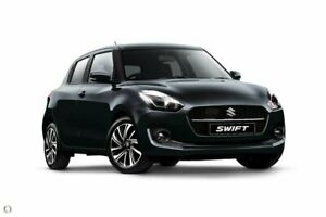2021 Suzuki Swift AZ Series II GLX Turbo Black 6 Speed Sports Automatic Hatchback Bentleigh Glen Eira Area Preview