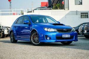 2013 Subaru Impreza G3 MY14 WRX AWD Blue 5 Speed Manual Hatchback