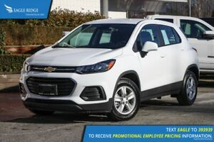 2019 Chevrolet Trax LS Apple CarPlay & Android Auto, Backup C...