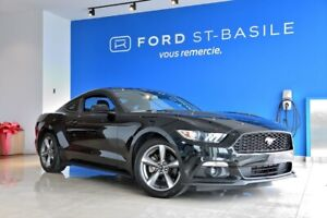 2016 Ford Mustang V6+OPTION MAGS 18''+ 300 HP+ MANUELLE! 1 owner