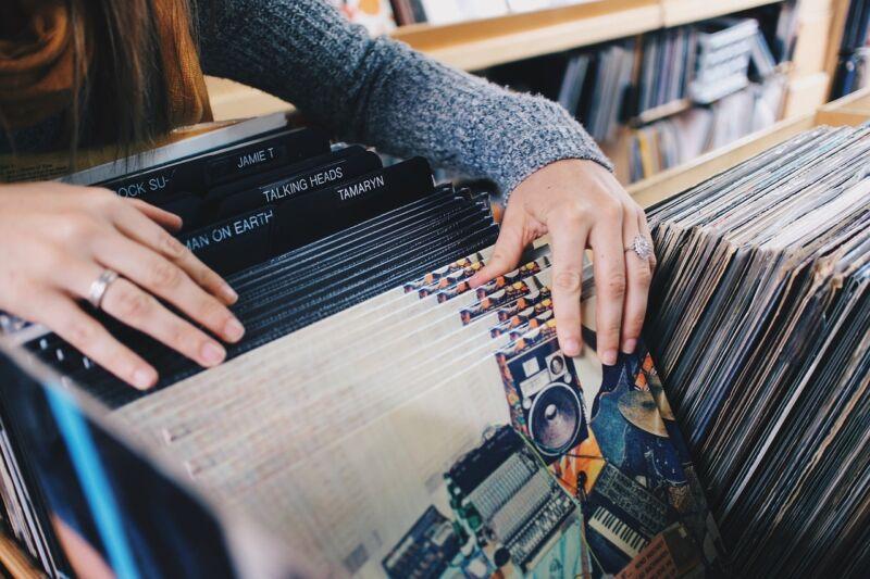 Viva la Vinyl  (Flickr.com / CC 2.0)