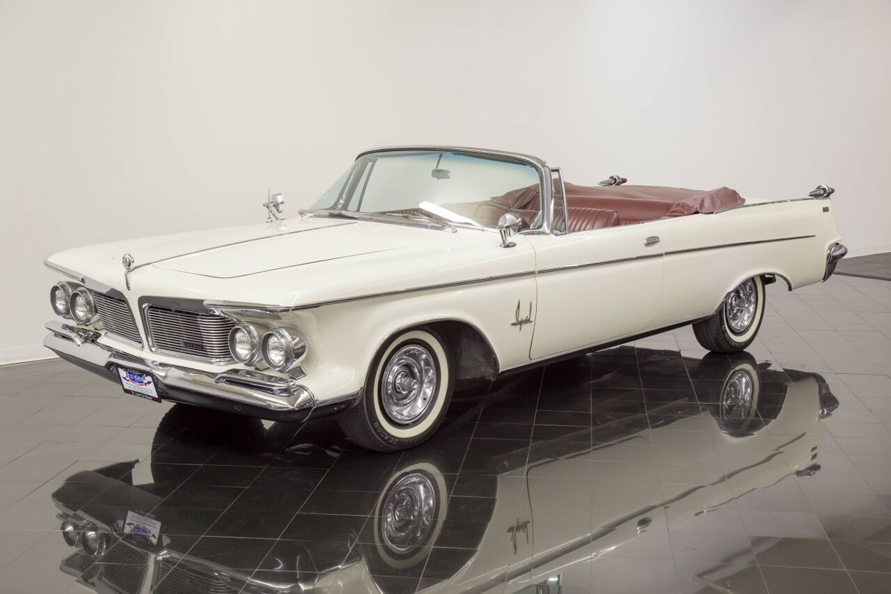 1962 Chrysler Imperial Crown Convertible 1962 Chrysler Imperial Crown Convertible