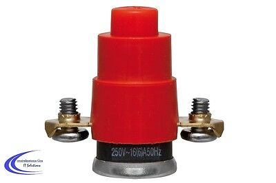 Thermoschalter für Kabeltrommel 58 °C  250V/16A - Ersatz Temperatursicherung