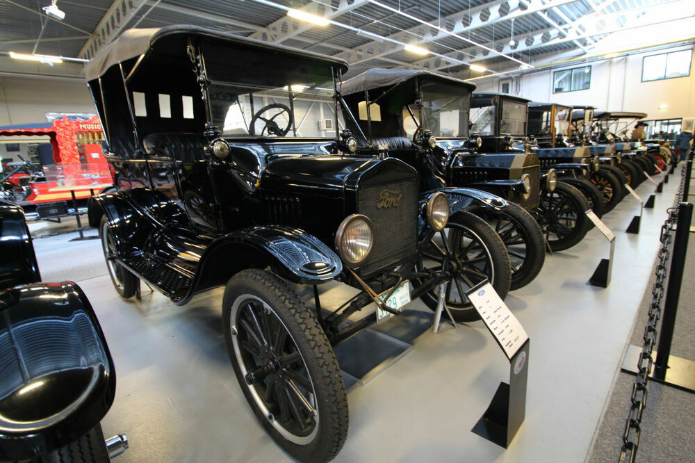 Ford Open Touring 1918