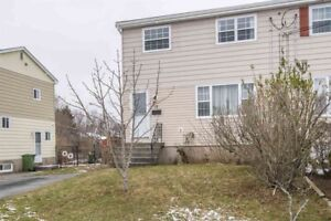 3 Bedroom Semi for rent-Avail. April 1 -Astral Drive Area