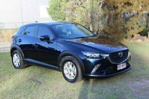 2016 Mazda CX-3 DK2W76 Maxx SKYACTIV-MT Black 6 Speed Manual Wagon Ormeau Gold Coast North Preview