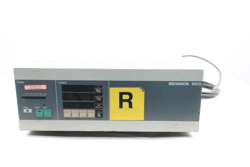 Branson Ultrasonics 910D Welding Power Supply 117v-ac 1ph