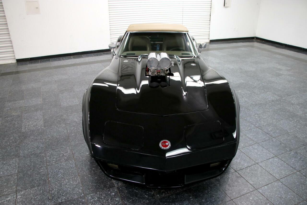 1974 Black Chevrolet Corvette   | C3 Corvette Photo 6