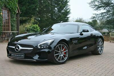 Mercedes AMG GT S 4.0 DCT Speedshift Coupe Auto – 503BHP