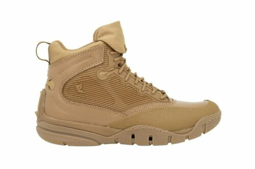 """Lalo Shadow Amphibian 5"""" Tactical Boots - Coyote"""