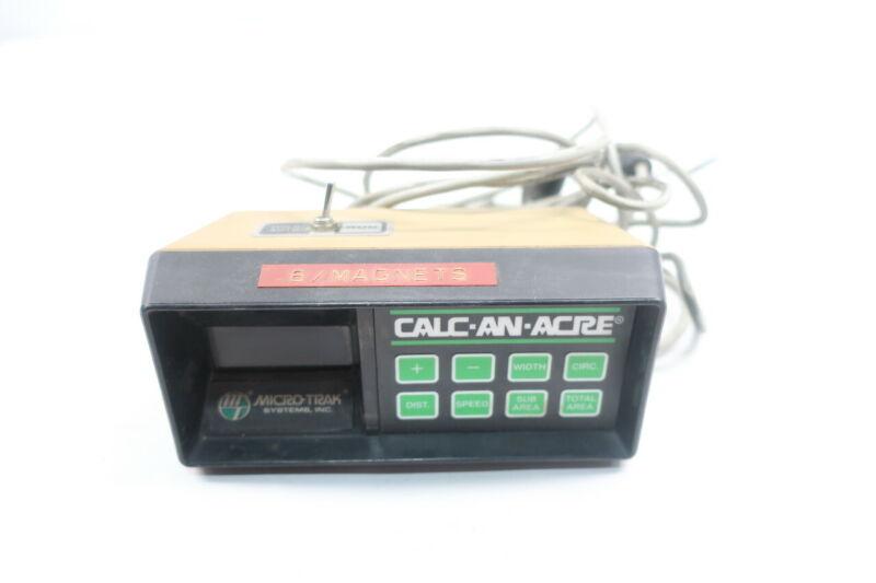 Micro-trak 84C Calc-an-acre Counter