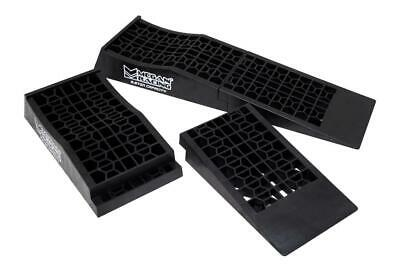 MEGAN RACING LOW PROFILE DRIVE ON DRIVE-ON RAMPS ONE PAIR SET OF 2 PIECES