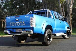 2007 Toyota Hilux SR5 4X4,  SPACE CAB KING CAB 4X4 Southport Gold Coast City Preview