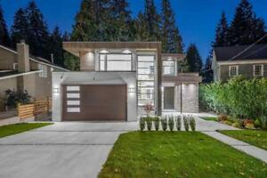 1415 WOODS DRIVE North Vancouver, British Columbia