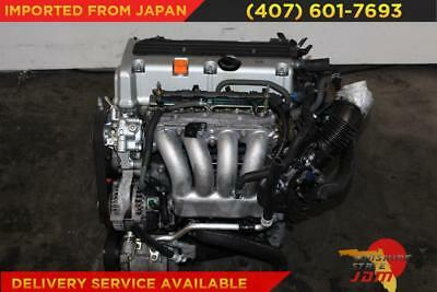 JDM 03-07 Honda Accord K24A DOHC VTEC ENGINE 2.4L 4 Cylinder Motor Low Mileage (Honda Accord Motor)