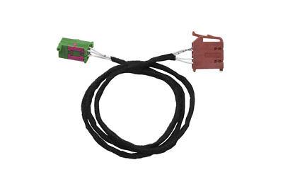 Original Kufatec Wiring Adapter Mfa Steering Column Lever for Vw Golf 2 3 /