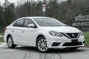 2018 Nissan Sentra SV with Sunroof/ Backup Camera Like New