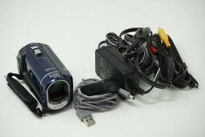 Sony Handycam DCR-SX41 Camcorder Video Camera Blue Very Good Used Y018