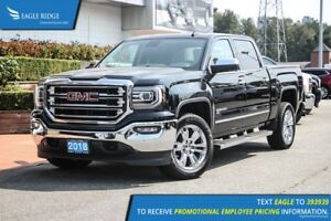 2018 GMC Sierra 1500 SLT Navigation, Heated Seats, & Backup C...