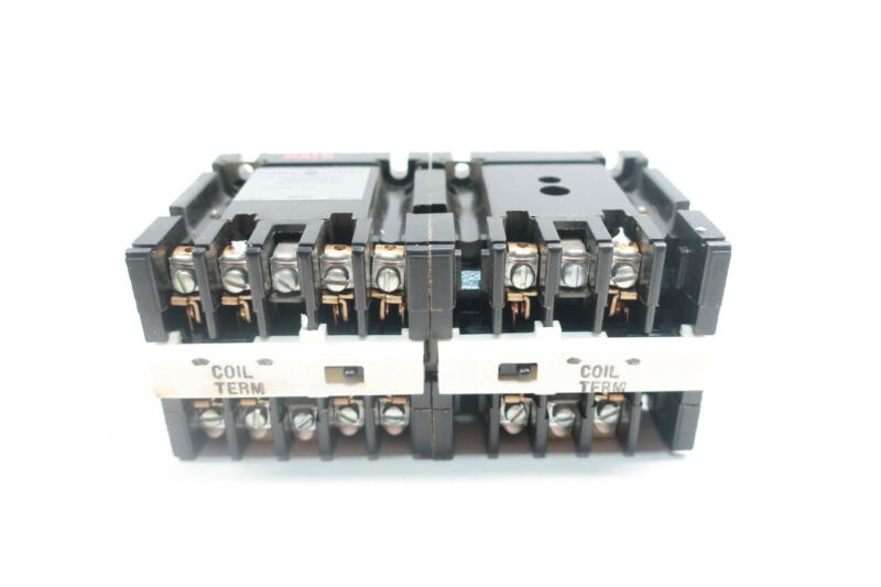 General Electric Ge CR120C29842 Latched Industrial Relay 250v-dc Ser A