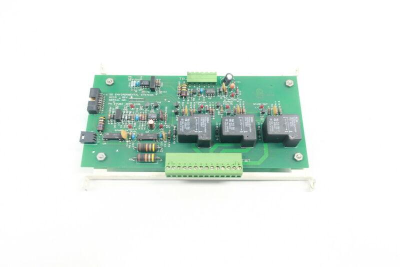 General Electric Ge EVU02 Pcb Circuit Board Rev B