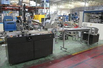 Videojet Cheshire 7000 Base W Streamfeeder St-1250 Friction Feeder Nordson