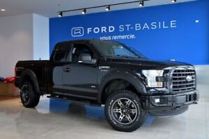 2016 Ford F-150 SUPERCAB XLT+SPORT PACK+2.7L (AUTOSTOP) 6500LBS