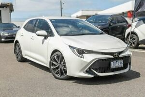 2019 Toyota Corolla Mzea12R ZR White 10 Speed Constant Variable Hatchback Dandenong Greater Dandenong Preview