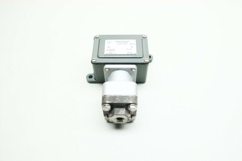 Ue United Electric 353302-8 Pressure Switch 1/4in Npt 10-100psi 125/250v-ac
