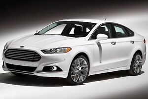 Ford Fusion wanted