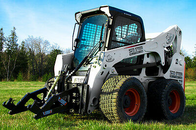 Eterra 3-point Adapter Motorized Hf - Use Tractor Attachments W A Skid Steer