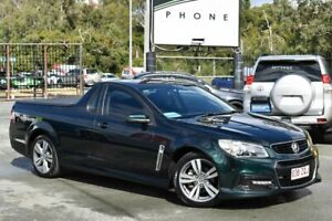 2013 Holden Ute VF SV6 Green 6 Speed Automatic Utility Underwood Logan Area Preview