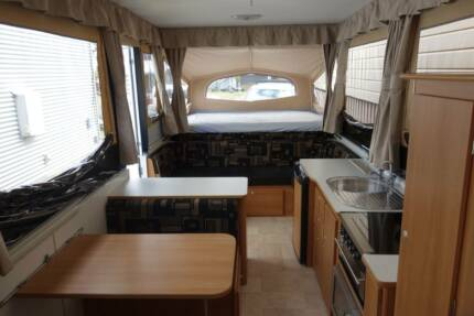Jayco Swan Outback 2010 Cairns North Cairns City Preview