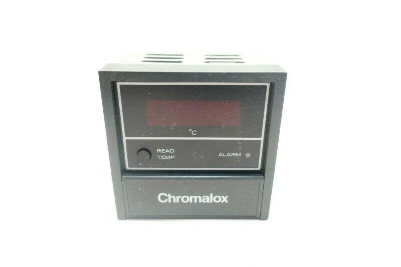 Chromalox 3901-11108 Temperature Controller 120/230v-ac
