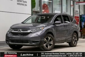 2018 Honda CR-V LX - AWD IMPECCABLE! LOW MILEAGE! ONE OWNER! HEA
