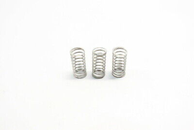 Set Of 3 Industrial Mechanical Specialties 2516003 Valve Spring 18mm L X 9mm Od