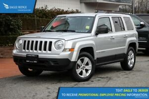 2012 Jeep Patriot Sport/North Satellite Radio, A/C, CD Player