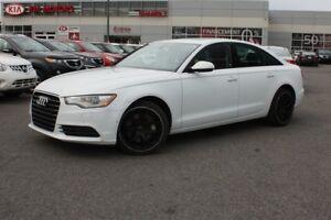 2012 Audi A6 3.0T Premium** QUATTRO**Pneus D'Hiver Neufs**
