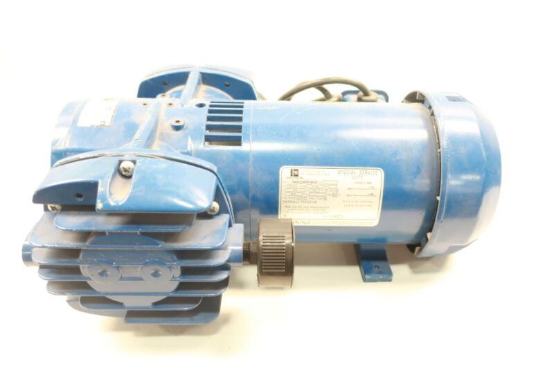 Thomas 2737BM390 Vacuum/compressor Pump 3/8in 1/2hp 3/8in 115v-ac