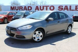 2013 Dodge Dart !!! MANUAL !!! 4 CYL 2.0 LTR !!!