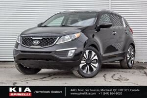 2013 Kia Sportage SX Turbo NAVIGATION AWD NAVIGATION LEATHER